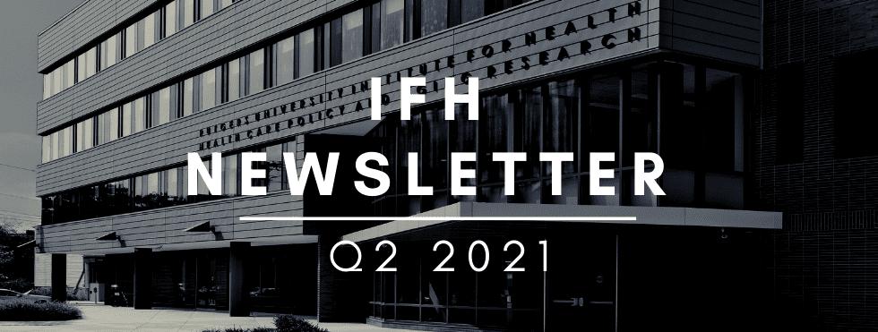 IFH Newsletter Q2